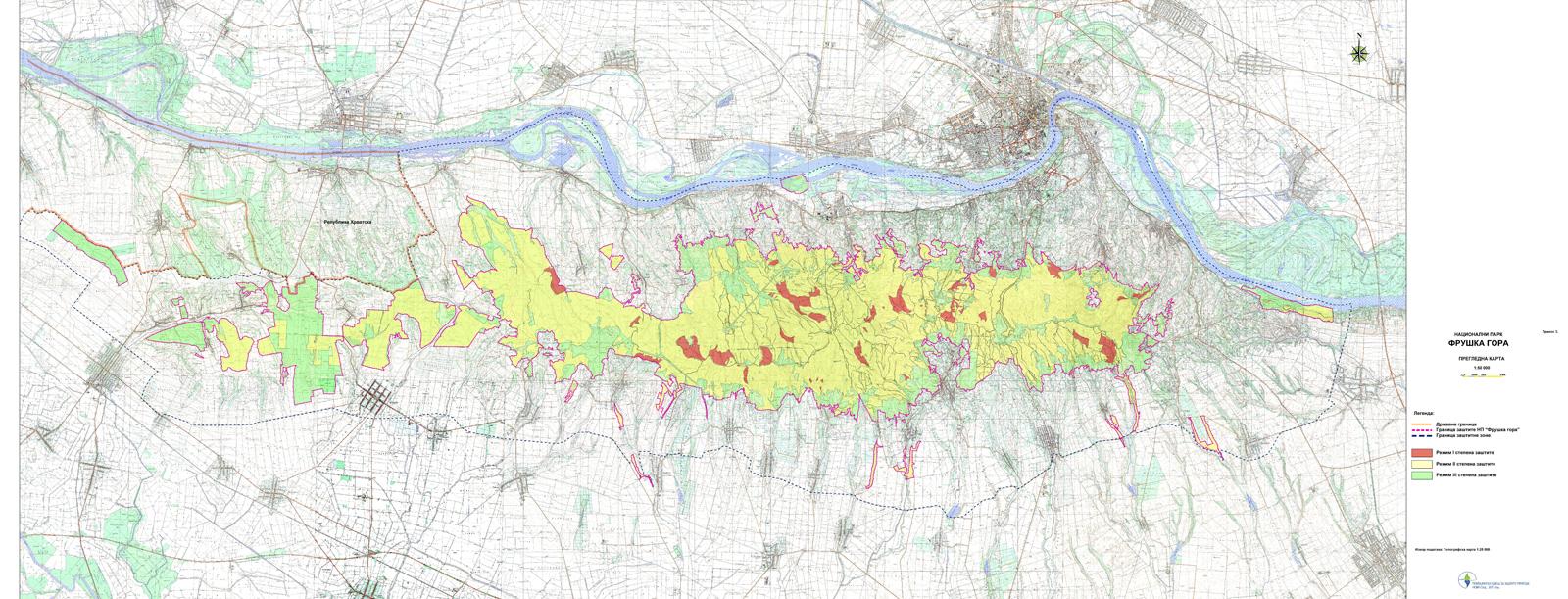 fruska gora mapa Fruška gora | Virtuelni muzej Dunava fruska gora mapa